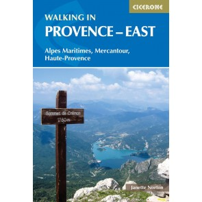 Walking in Provence - East - Alpes Maritimes, Alpes de Haute