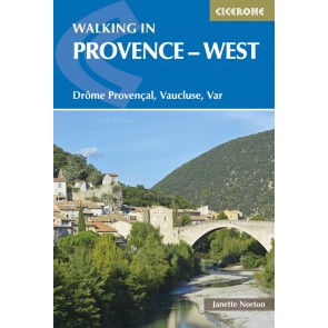 Walking in Provence - West - Drõme Provencale, Vaucluse, Var