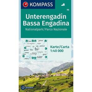 Unterengadin - Bassa Engadina - Nationalpark/Parco Nazionale