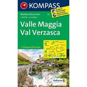 Valle Maggia, Val Verzasca
