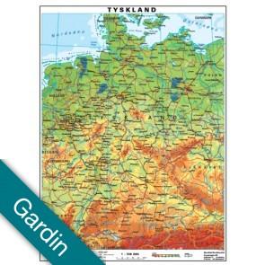 Tyskland  Gardin