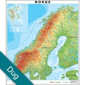 Norge Voksdug