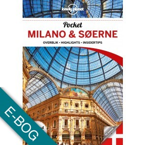 Pocket Milano & Søerne (Lonely Planet)
