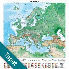 Europa  Tapet