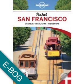 Pocket San Francisco (Lonely Planet)