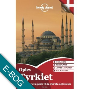 Oplev Tyrkiet (Lonely Planet)