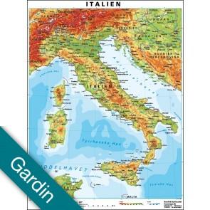 Italien  Gardin