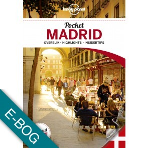Pocket Madrid (Lonely Planet)
