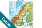Norge  Gardin