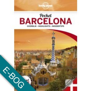 Pocket Barcelona (Lonely Planet)