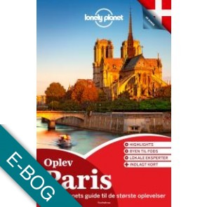 Oplev Paris (Lonely Planet)