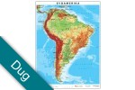 Sydamerika Voksdug