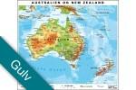 Australien & New Zealand  Gulvlaminering