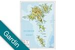 Færøerne  Gardin