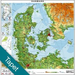 Danmark  Tapet