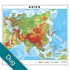Asien Voksdug