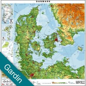 Danmark  Gardin