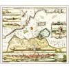 Sundet mellem København og Kronborg - år 1720