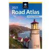 Road Atlas United States Canada Mexico 2020