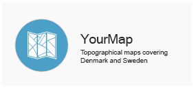 YourMap - Topographical maps